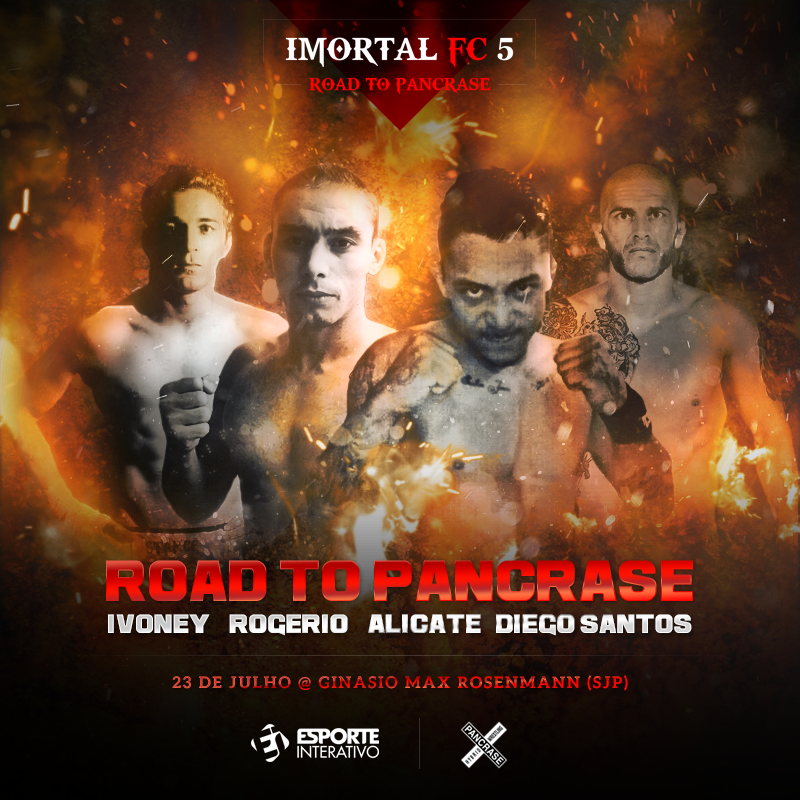 Imortal FC 5 - Road to Pancrase